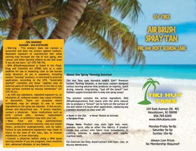 TIKI brochure thumb - Airbrush Sessions